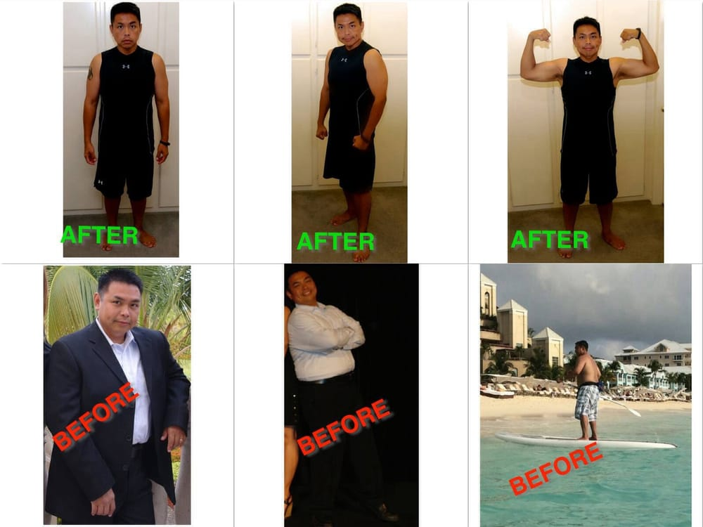 Weight loss program success